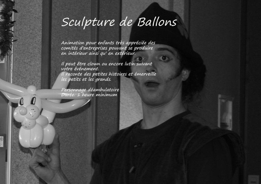 Animations sculpture de ballons2 copie